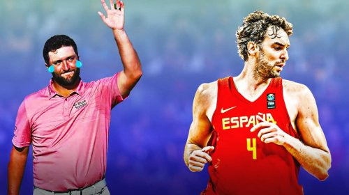 Pau Gasol reacts to Jon Rahm's withdrawal from Olympics due to another postive COVID-19 test