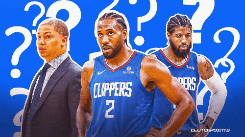 The Kawhi Leonard conundrum that's 'messing' with Clippers, per Tyronn Lue