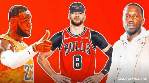 Bulls star Zach LaVine gets real on why he joined LeBron James, Rich Paul on Klutch Sports