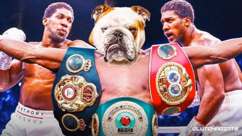 Anthony Joshua working on 'something different' ahead of Oleksandr Usyk rematch