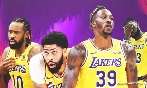 DeAndre Jordan Gets Real About Lakers Frontcourt Logjam With Anthony Davis, Dwight Howard