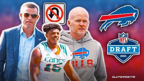 2 mistakes by Buffalo Bills in 2021 NFL draft