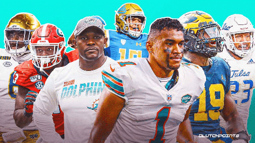 3 perfect options for Dolphins at No. 18 in 2021 NFL Draft