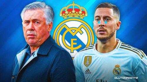 Eden Hazard truth bomb dropped by Real Madrid boss Carlo Ancelotti