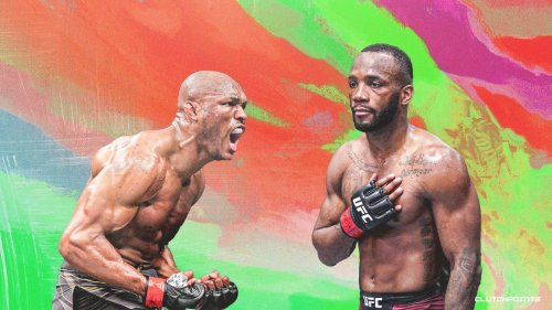Kamaru Usman drops truth bomb on Leon Edwards not getting a title shot