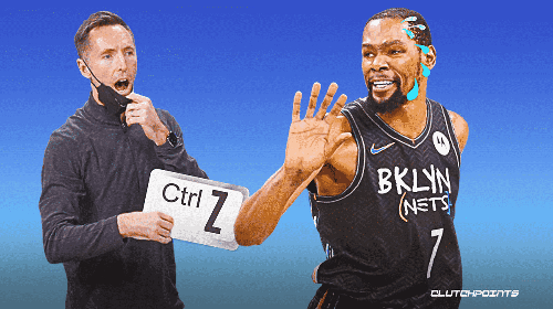 Steve Nash's critical Kevin Durant mistake that backfired spectacularly in Game 7