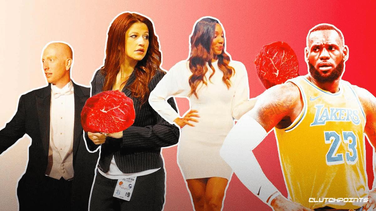 LeBron James' advisor breaks silence on tone-deaf comments in Rachel Nichols-Maria Taylor scandal