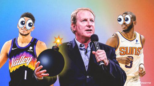 Chris Paul, Devin Booker react to rumored bombshell report on Suns owner Robert Sarver