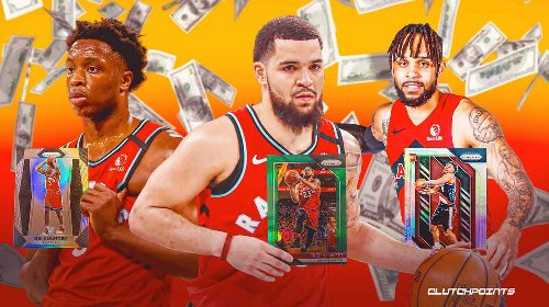 Fred VanVleet, Gary Trent Jr., OG Anunoby? Which Raptors rookie card is the best investment