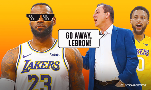 LeBron's Recruitment Of Steph Curry Draws Blunt Reaction From Warriors Owner
