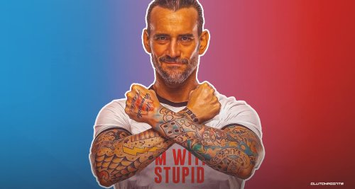 AEW star CM Punk sticks up for WWE rival by saying his name is 'ultimate stupid'
