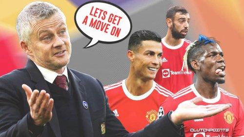 Ole Gunnar Solskjaer makes shocking admission on Manchester United's title hopes