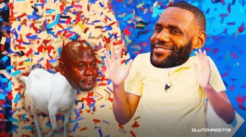 LeBron James way better than Michael Jordan, declares controversial tennis star