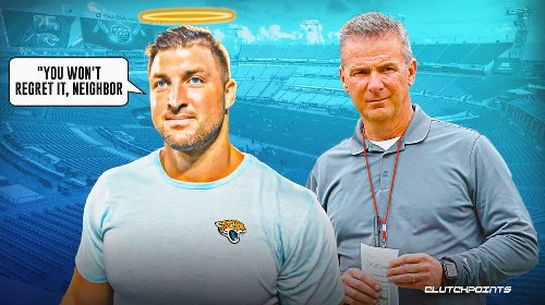Tim Tebow an absolute blessing for Jaguars and Urban Meyer. You're wrong, haters!