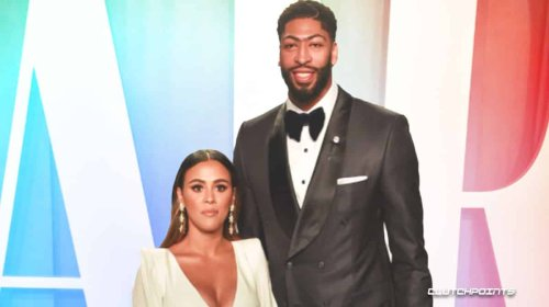 Lakers star Anthony Davis gets his second ring … and it's better than his first