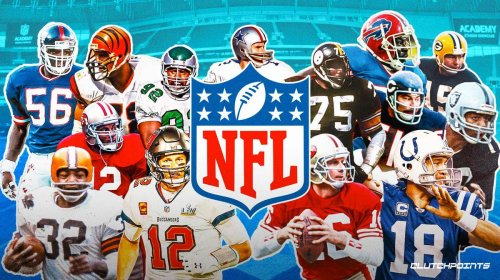 Updating and Ranking The 50 Greatest NFL Players of all time