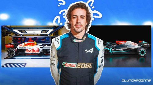 Formula 1 news: Fernando Alonso reveals how he'd perform in a Red Bull or Mercedes