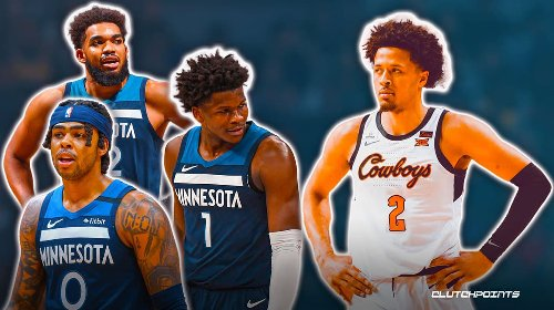 Timberwolves unofficially bowing out of Cade Cunningham sweepstakes