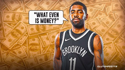 Kyrie Irving's net worth in 2021