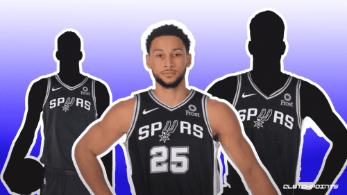3 Players Spurs Must Trade For To Get Back Into The Playoff Mix