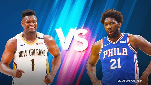 NBA odds: Pelicans vs. 76ers prediction, odds, pick, and more