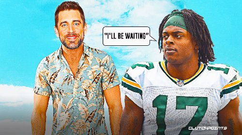 Davante Adams responds to Aaron Rodgers' holdout, makes his own decision