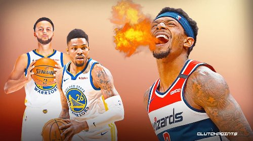 Wizards star Bradley Beal explains why he went bonkers on Kent Bazemore over Stephen Curry comments