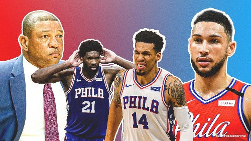 Sixers' Danny Green's one-word response sums up failed season in Philadelphia