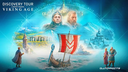 Assassin's Creed Valhalla: Viking Age Discovery Tour Release Date