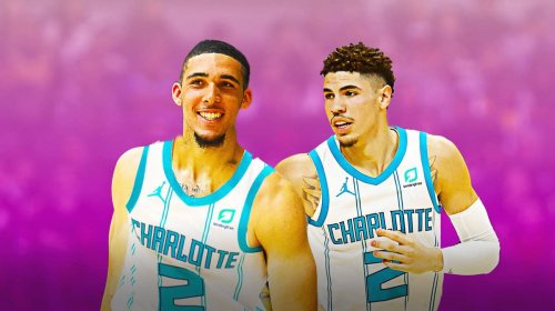 LiAngelo Ball teaming up with brother LaMelo on Hornets