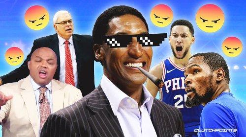 NBA news: Scottie Pippen's hilarious one-emoji reaction to scandalous GQ interview