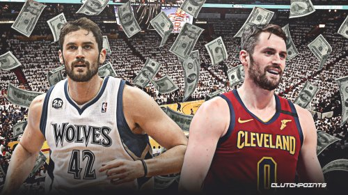 Kevin Love's net worth in 2021