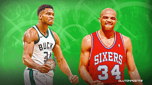 Bucks' Giannis Antetokounmpo turns back clock for stat line not done in 33 years