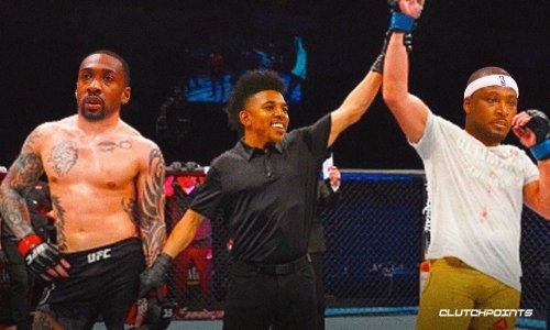 Nick Young's Hilarious Reaction To Kwame Brown's Rant On Matt Barnes, Stephen Jackson, Gilbert Arenas