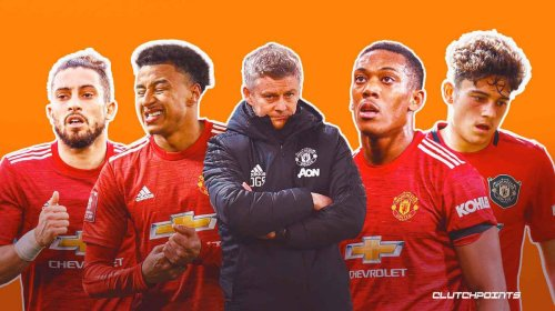 Manchester United are ready to absolutely blow up their squad this summer