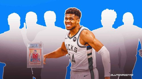 Giannis Antetokounmpo and the 5 other worst looking autographs on NBA cards ever