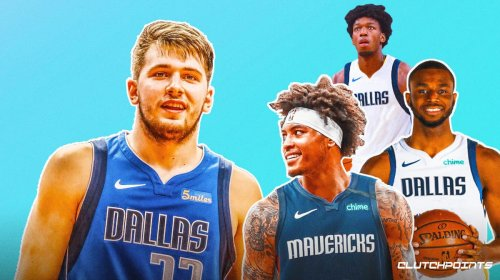 RUMOR: Mavs star Luka Doncic could get the help he needs in the form of Warriors stud