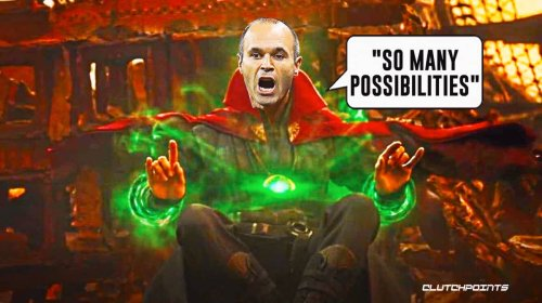 Legend Andres Iniesta makes bold prediction on Barca future