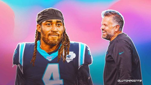 Stephon Gilmore takes promising step toward Panthers debut vs. Falcons