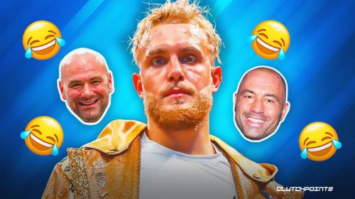 Jake Paul hilariously trolled by UFC star following new call out