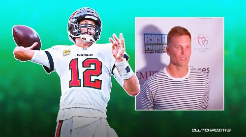 Buccaneers' Tom Brady gives important update on recovery from knee surgery