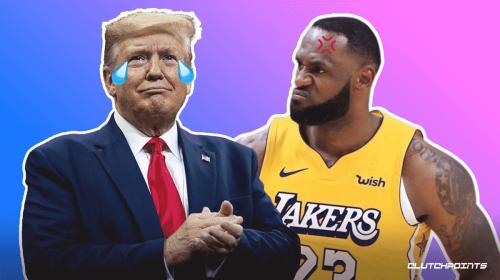Donald Trump uses Lakers' LeBron James for bizarre sex change joke