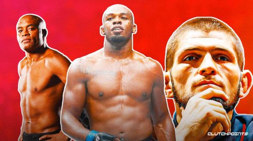 Ranking The 25 Greatest UFC fighters of all time