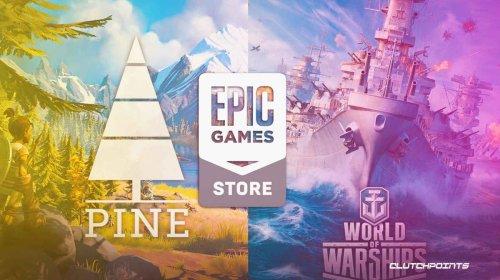 Pine & World of Warships Bundle Free on Epic Games Store