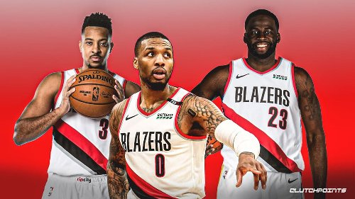 RUMOR: Draymond Green is the player the Blazers has 'long dreamed of' to pair with Damian Lillard, CJ McCollum