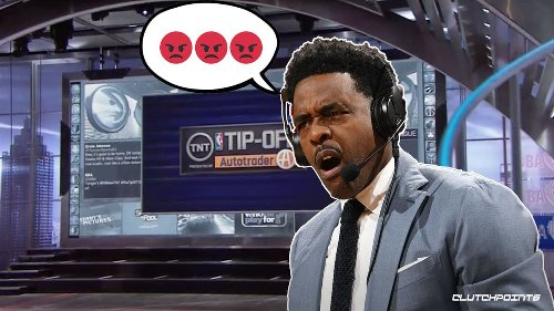 Chris Webber immediately leaves TNT, won't call any NBA playoff games for the network
