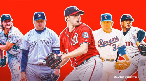 Nationals' Max Scherzer joins elite company with latest milestone