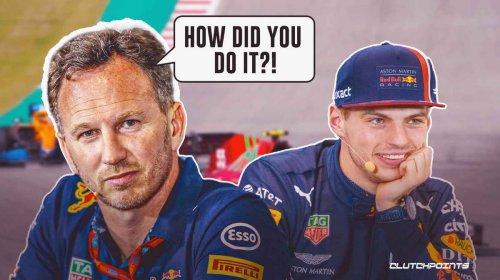 Christian Horner's shocking admission after Verstappen's epic F1 US GP performance