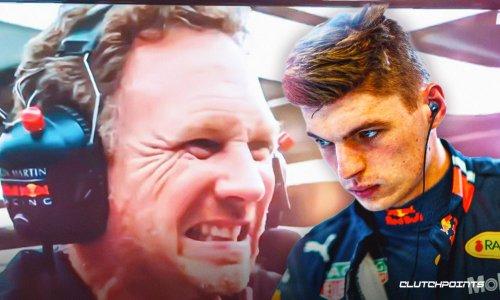 Christian Horner Drops Truth Bomb On Max Verstappen's Crash At Silverstone