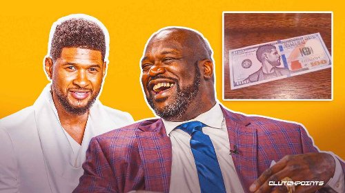 Shaquille O'Neal's explanation of Usher Bucks controversy is perfect